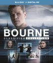 The Bourne Classified Collection on Blu-ray for $18 + free shipping w/ Prime