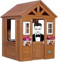Backyard Discovery Timberlake Cedar Playhouse for $229 + pickup at Walmart