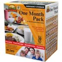 Augason Farms 1-Month Emergency Food Pack for $161 + free shipping