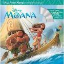 Moana Read-Along Storybook for $4 + pickup at Walmart
