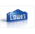$100 Lowe's Gift Card for $90