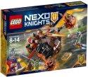 LEGO Nexo Knights Moltor's Lava Smasher for $12 + pickup at Walmart