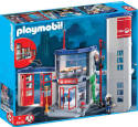 Playmobil Fire Station for $39 + free shipping w/ Prime