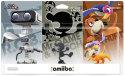 Nintendo amiibo Retro Figure 3-Pack for $11 + pickup at GameStop