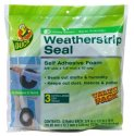 Duck Brand Weatherstrip Seal 3-Pack for $6 + pickup at Walmart
