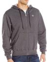 2 Champion Men's Full-Zip Eco Fleece Hoodies for $18 + free shipping