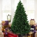 6-Foot Premium Pine Artificial Christmas Tree for $35 + free shipping