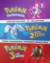 Pokemon 3-Movie Steelbook on Blu-Ray for $17 + pickup at Best Buy