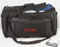 Deluxe Weekender Personalized Duffel Bag for $38 + free shipping
