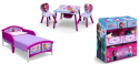 Toddler Character Bedroom Set w/ Toy Storage for $100 + free shipping