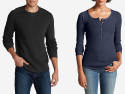 Eddie Bauer Jeans, Thermals, and Waffles: 40% off + free shipping w/ $99