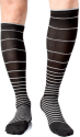 Unisex Stress Relief Compression Socks 3-Pack for $16 + free shipping