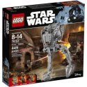 LEGO Star Wars AT-ST Walker Set for $31 + free shipping, padding