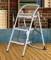 iKayaa Non-Slip Folding 3Step Ladder for $27 + free shipping
