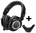 Audio-Technica Headphones w/Bluetooth Adapter for $150 + $5 s&h