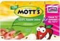 Mott's 6.75-oz. Apple Juice Box 32-Pack for $10 + free shipping