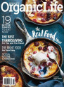 Organic Life Magazine 1-Year Subscription: 6 issues for free