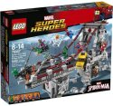 LEGO Marvel Spider-Man Web Warriors Set for $80 + free shipping