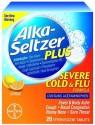 Alka-Seltzer Plus Cold & Flu 20-Tablet Pack for $5 + pickup at Target