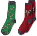 Joe Boxer Men's, Women's, and Kids' Socks from 59 cents + pickup at Kmart