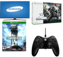 "Samsung 40"" 4K TV & Xbox One S Bundle for $597 + free shipping"