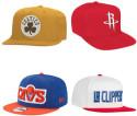 NBA Snapback Caps at Eastbay from $8 + free shipping