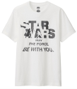 Uniqlo Men's Star Wars / Marvel T-Shirts for $6 + free shipping