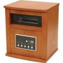 ProFusion 4-Tube Infrared Quartz Heater for $50 + $17 s&h