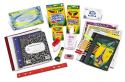 Crayola First and Second Grade Supply Pack for $9 + free shipping w/ Prime