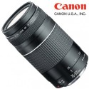 Canon EF 75-300mm f/4-5.6 III Telephoto Lens for $90 + free shipping
