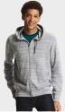 Uniqlo Men's Zip-Up Hoodie for $15 + $5 s&h