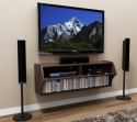 Prepac Altus Wall Mounted Audio/Video Console for $103 + free shipping