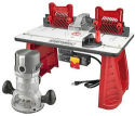 Craftsman Router and Router Table Combo for $83 + free shipping