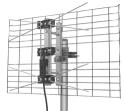 Eagle Aspen 2-Bay UHF Outdoor Antenna for $13 + pickup at Walmart