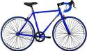 Thruster Men's 700c Fixie Bike for $129 + free shipping