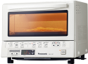 Panasonic Toaster Oven w/ 2x Infrared Heating for $100 + free shipping
