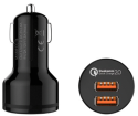 Aukey Quick Charge 2.0 2-Port USB Car Charger for $7 + free shipping w/ Prime