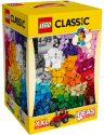 LEGO Classic 1,500-Piece Large Creative Box for $50 + pickup at Walmart