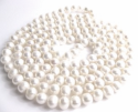 "49"" Freshwater Pearl Strand Necklace for $28 + free shipping"