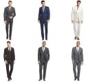 Men's Suiting at Amazon: Extra 25% off + free shipping w/ Prime