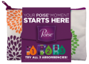 Poise Light or Moderate Starter Kit for free