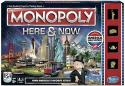 Monopoly Here & Now Board Game for $6 + free shipping