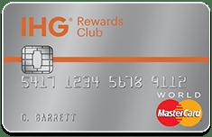 IHG® Rewards Club Select Card
