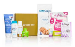 Target April 8-Piece Baby Box for $5 + free shipping