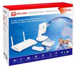 Oplink Connected Security Alarm System for $60