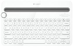 Logitech K480 Bluetooth Multidevice Keyboard $21