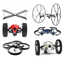 Parrot Drones at TechRabbit: Extra 10% off