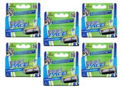 24 Dorco Men's Pace 6 Plus Cartridges for $29