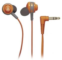 Audio-Technica Core Bass In-Ear Headphones for $8