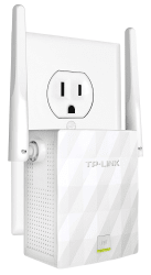 TP-Link N300 802.11n WiFi Range Extender for $15